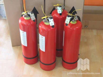 Alat Pemadam Api (Fire Extinguisher)