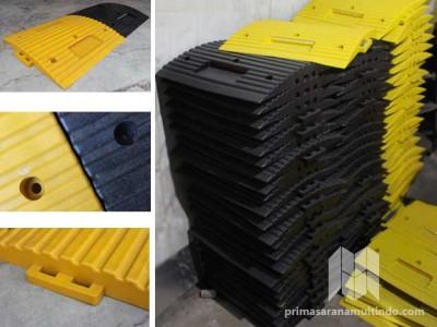 Polisi Tidur Karet Bestgard Made in Taiwan (Rubber Speed Bump)
