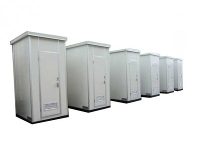 Toilet Mobile Fiber
