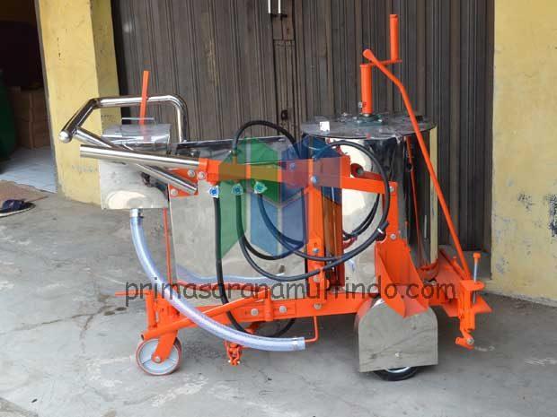 Mesin Marka Jalan Thermoplastic