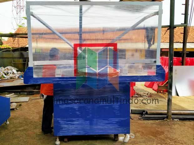 Ring Basket Portable Otomatis